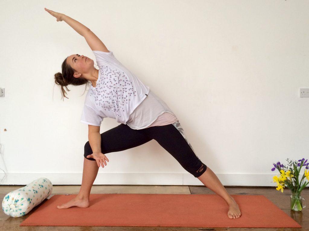 Dancing Warrior Vinyasa Flow Yoga Sequence - Shine Yoga